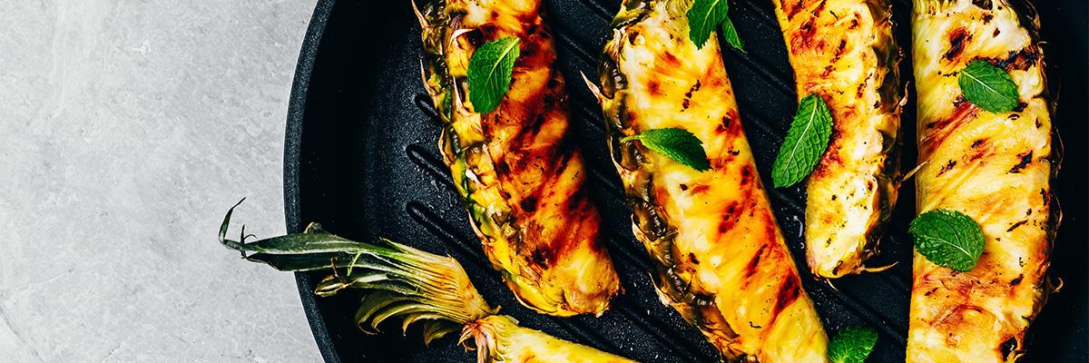kotiruokakalenteri-grilliruoka-grillattu-ananas