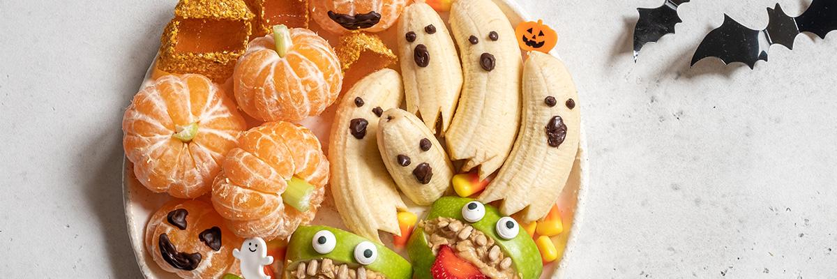 terveelliset halloween herkut