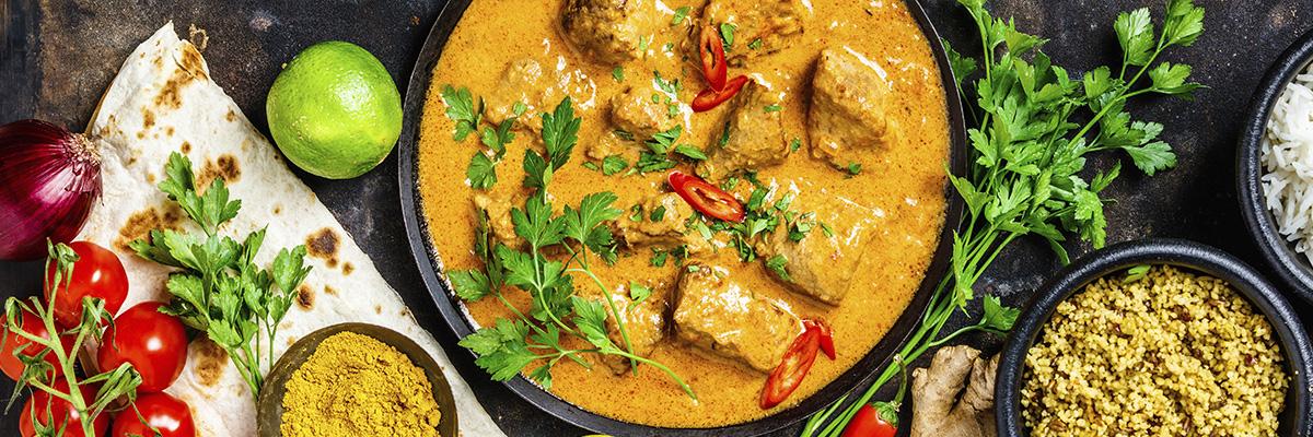 helppoa kotiruokaa currykana