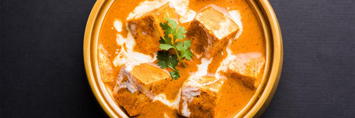 Tofu-kookoscurry helppoja kasvisruokia