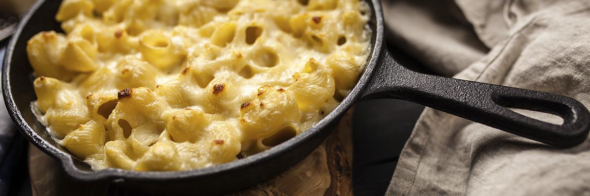 uuniruokia Mac and cheese