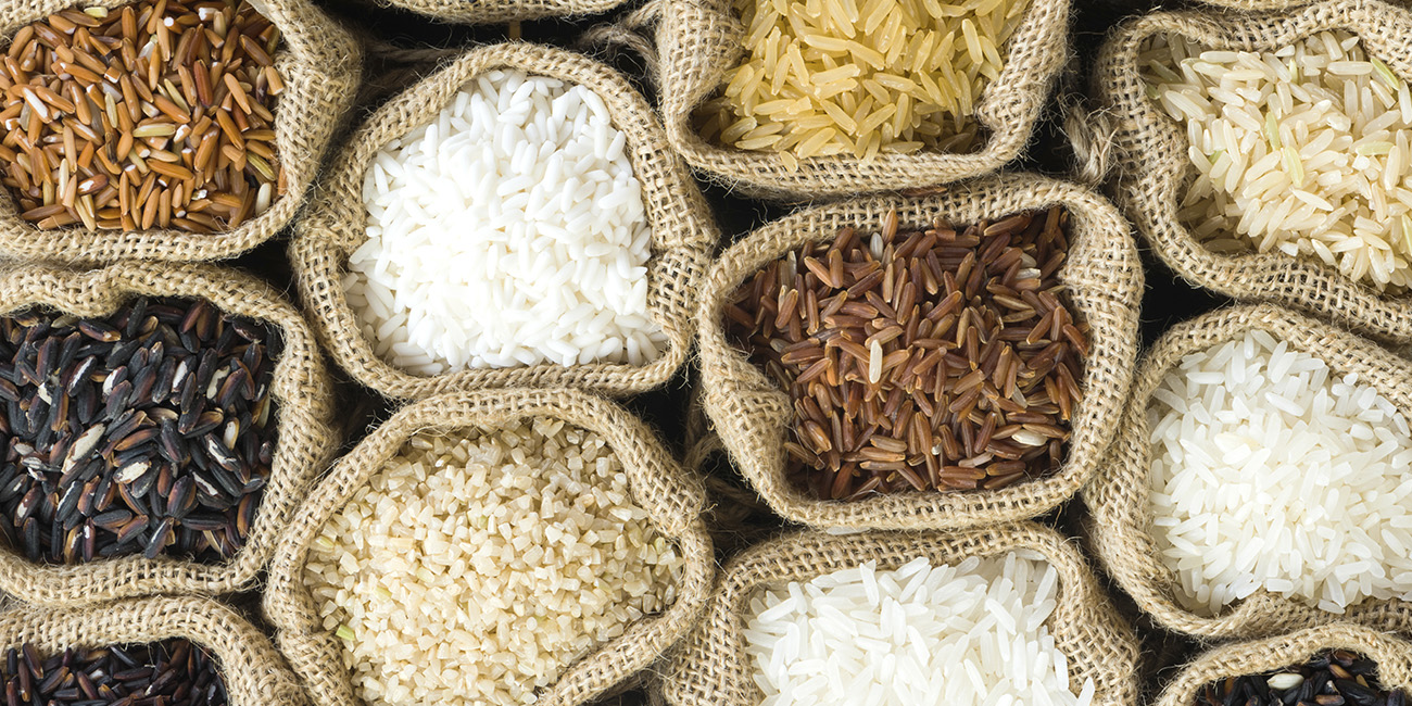 riisin keittäminen