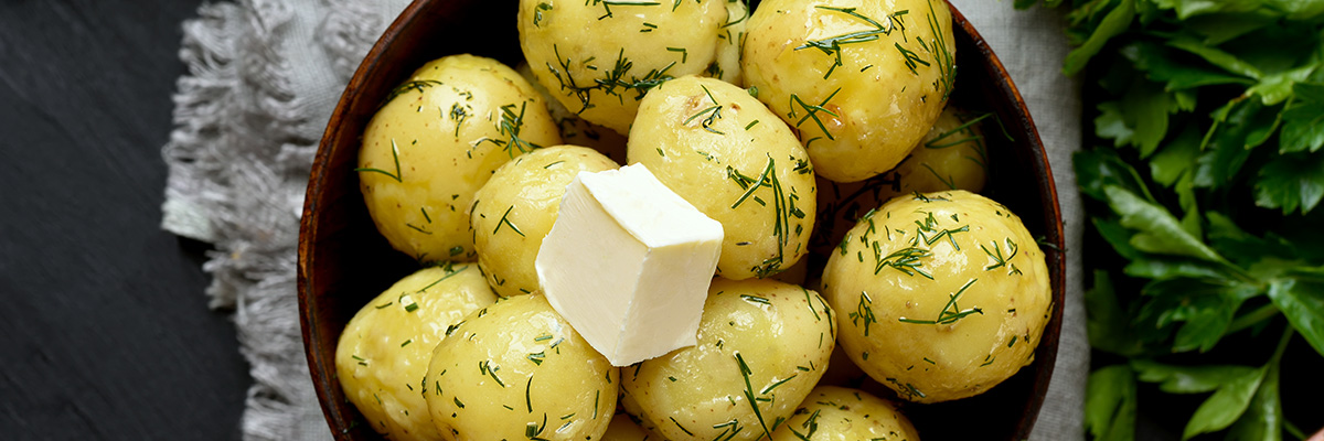 uudet perunat