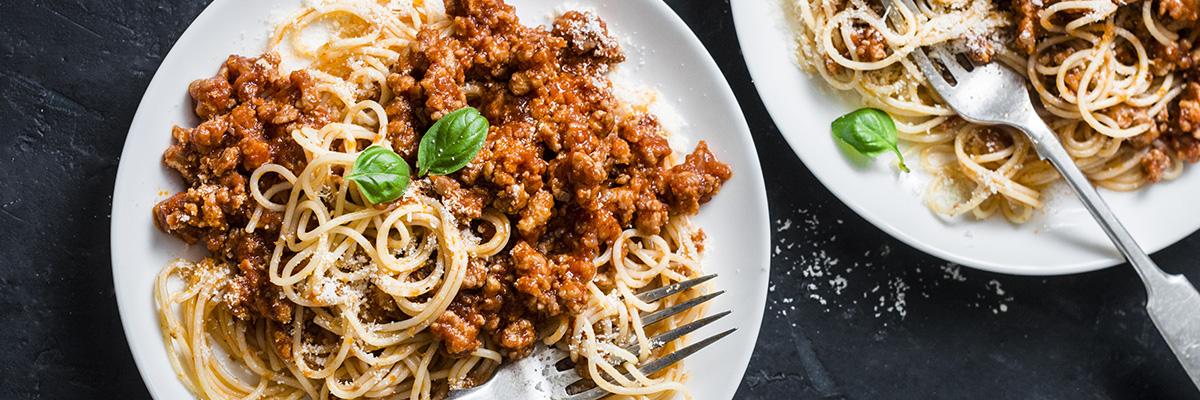 peuran jauheliha pasta